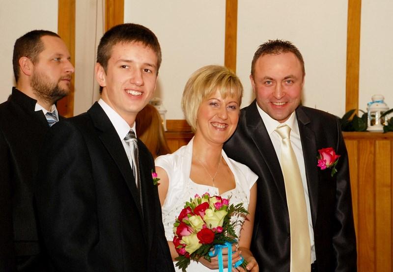 Ślub Agnieszki i Huberta 18.01.2014
