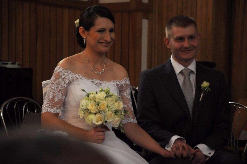 Ślub Ewy i Tomka 22.09.2012