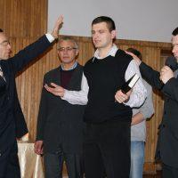 Chrzest wiary 16.12.2012