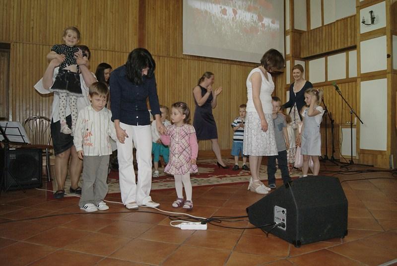 Występ dzieci 10.06.2012