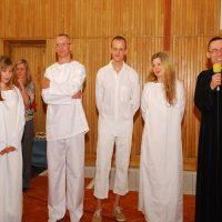 Chrzest wiary 3.06.2012