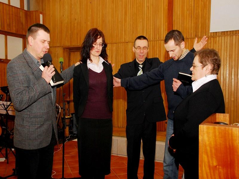 Chrzest wiary 5.02.2012